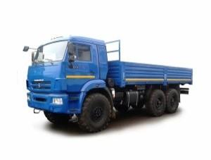 бортовой грузовик в аренду